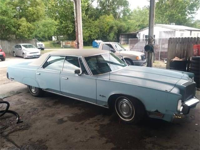 1975 Chrysler New Yorker (CC-1352248) for sale in Cadillac, Michigan
