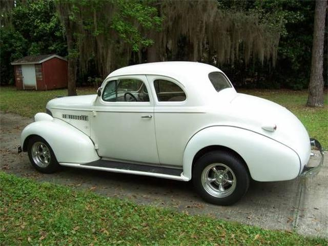 1939 Chevrolet Coupe (CC-1352250) for sale in Cadillac, Michigan