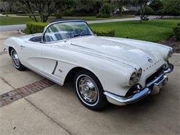 1962 Chevrolet Corvette (CC-1352251) for sale in Cadillac, Michigan
