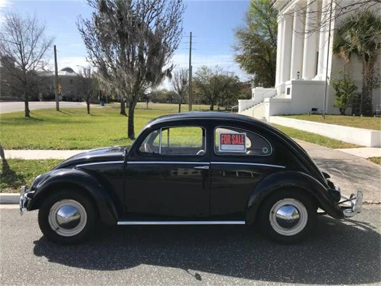 1957 Volkswagen Beetle (CC-1352254) for sale in Cadillac, Michigan