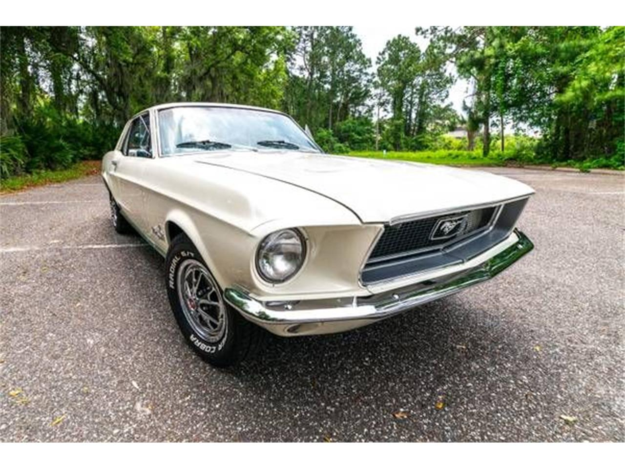 1968 Ford Mustang (CC-1352255) for sale in Cadillac, Michigan