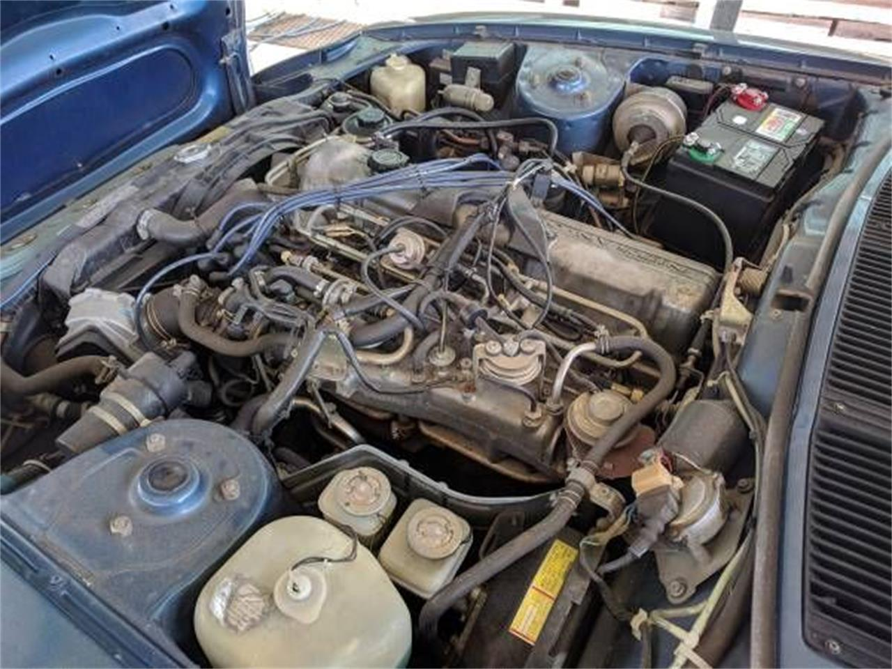 1980 Datsun 280ZX (CC-1352256) for sale in Cadillac, Michigan