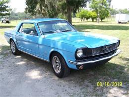 1966 Ford Mustang (CC-1352261) for sale in Cadillac, Michigan