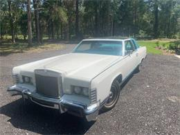 1979 Lincoln Town Car (CC-1352263) for sale in Cadillac, Michigan