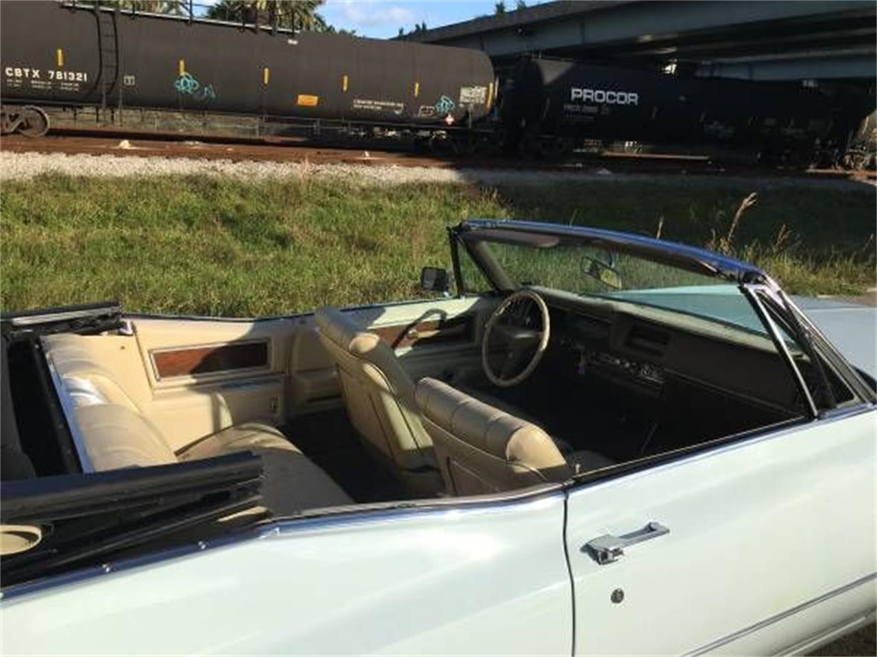 1968 Cadillac DeVille (CC-1352267) for sale in Cadillac, Michigan