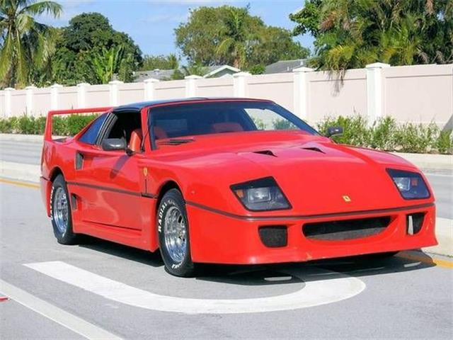 1982 Ferrari F40 (CC-1352269) for sale in Cadillac, Michigan