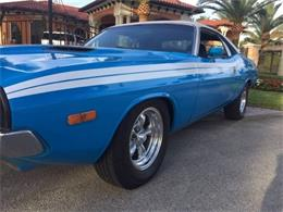 1973 Dodge Challenger (CC-1352273) for sale in Cadillac, Michigan