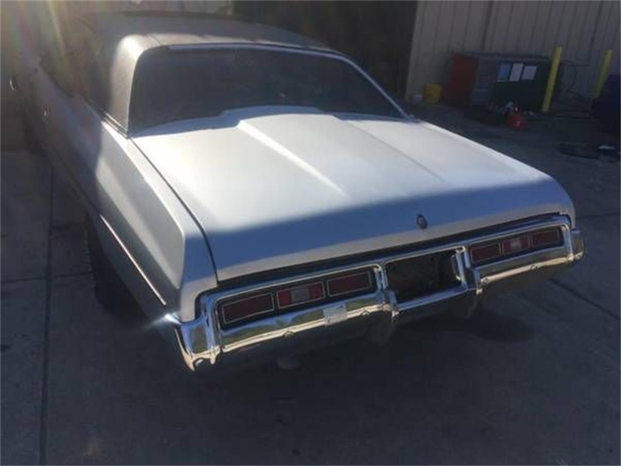 1972 Chevrolet Impala (CC-1352278) for sale in Cadillac, Michigan