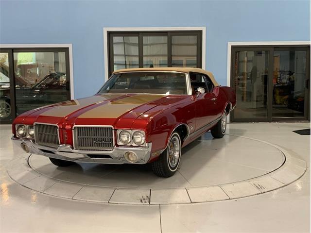 1971 Oldsmobile Cutlass (CC-1352279) for sale in Palmetto, Florida