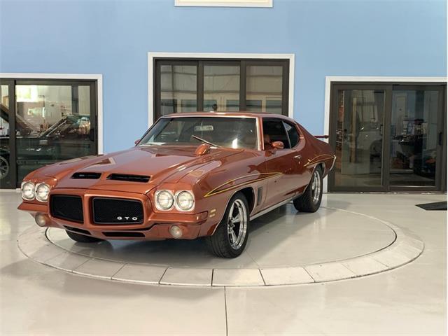 1971 Pontiac GTO (CC-1352287) for sale in Palmetto, Florida