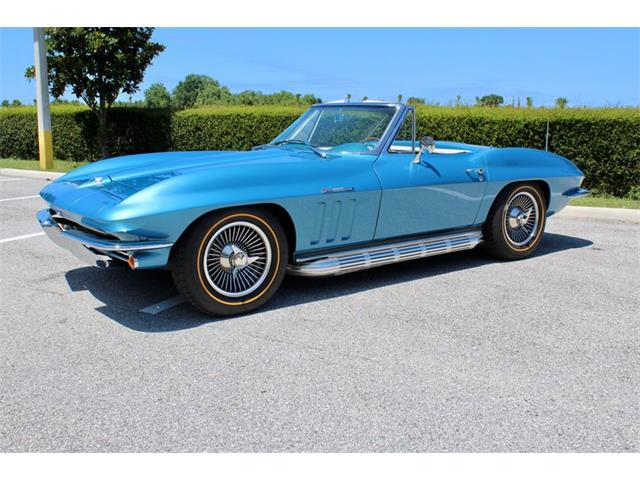 1965 Chevrolet Corvette (CC-1352292) for sale in Sarasota, Florida