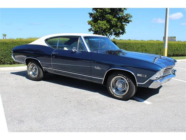 1968 Chevrolet Malibu (CC-1352295) for sale in Sarasota, Florida