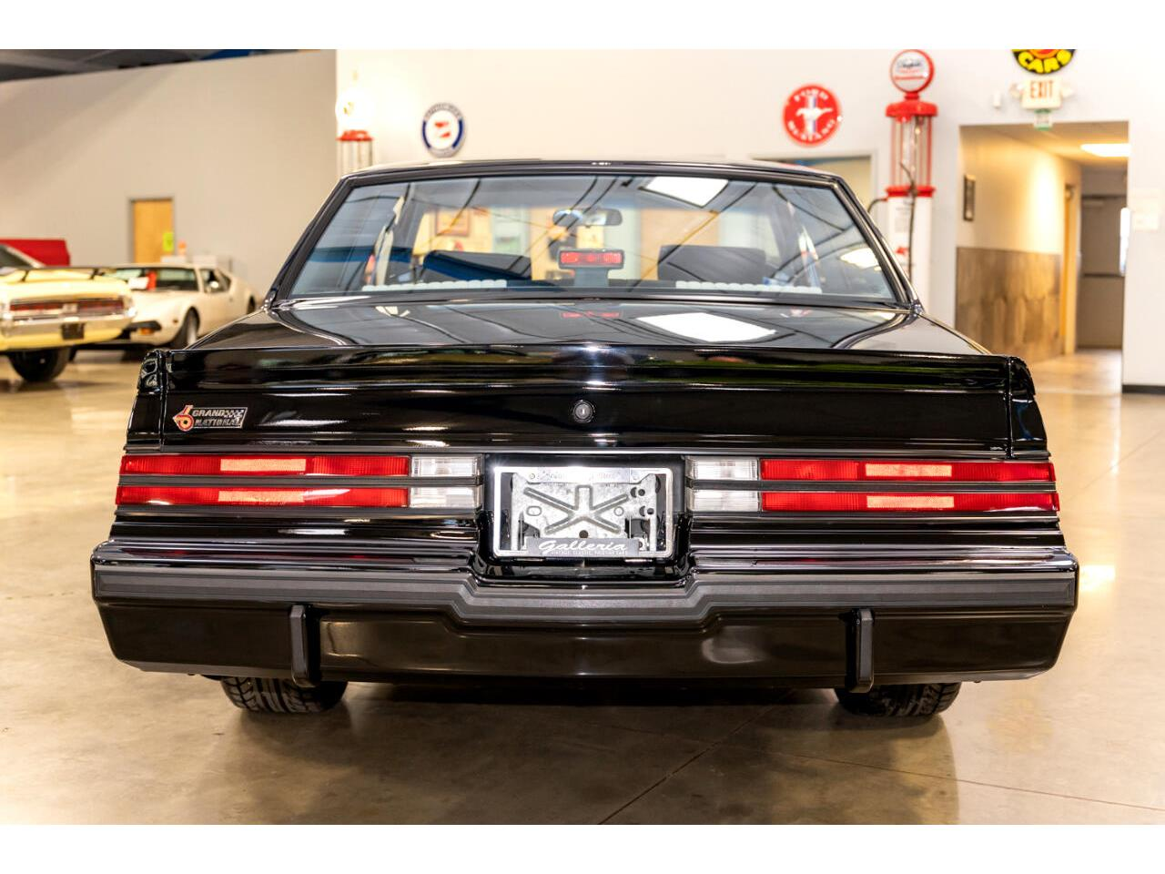 1987 Buick Grand National (CC-1352320) for sale in Salem, Ohio