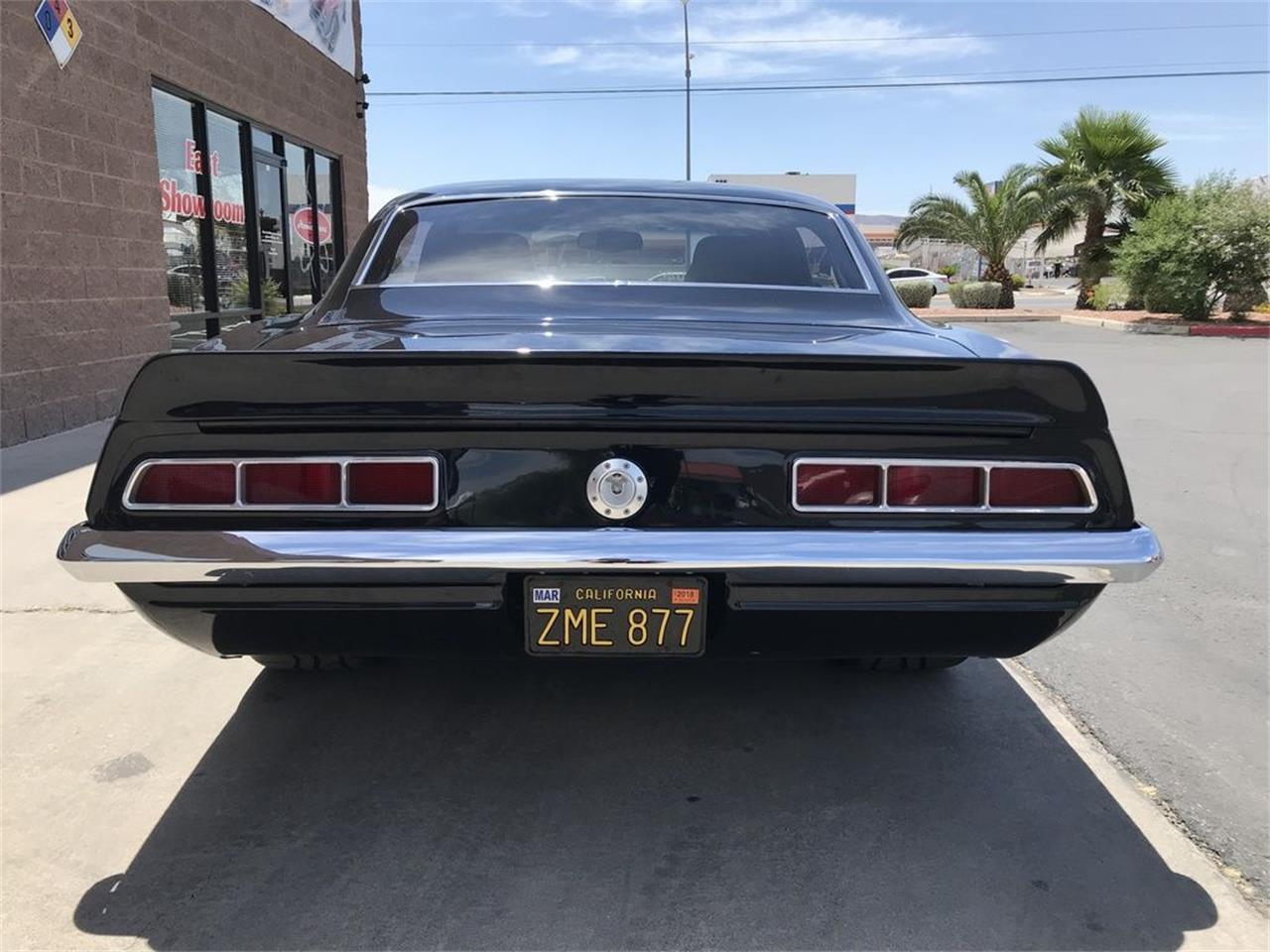 1969 Chevrolet Camaro (CC-1352322) for sale in Henderson, Nevada