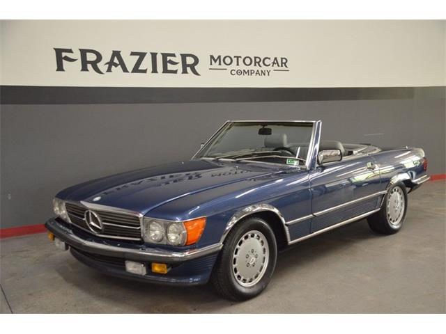 1988 Mercedes-Benz 560SL (CC-1352330) for sale in Lebanon, Tennessee