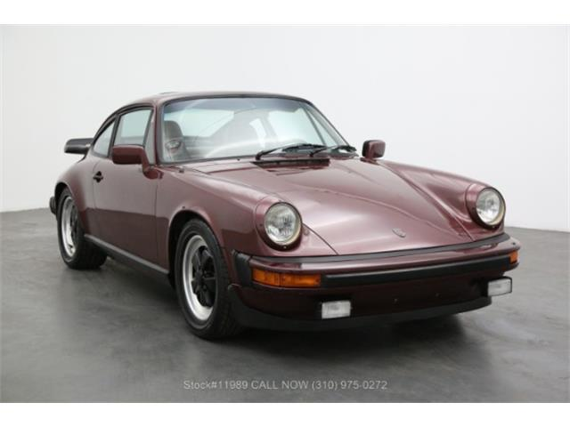 1983 Porsche 911SC (CC-1350235) for sale in Beverly Hills, California