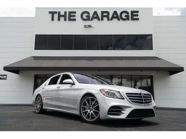 2018 Mercedes-Benz S-Class (CC-1352355) for sale in Miami, Florida