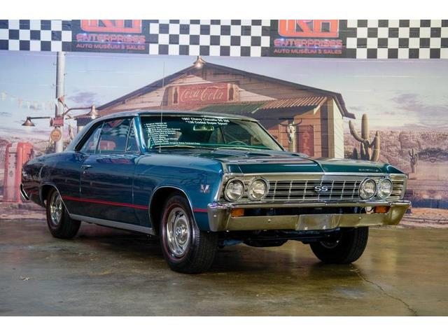 1967 Chevrolet Chevelle (CC-1352356) for sale in Bristol, Pennsylvania