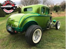 1932 Ford 5-Window Coupe (CC-1352366) for sale in Mount Vernon, Washington