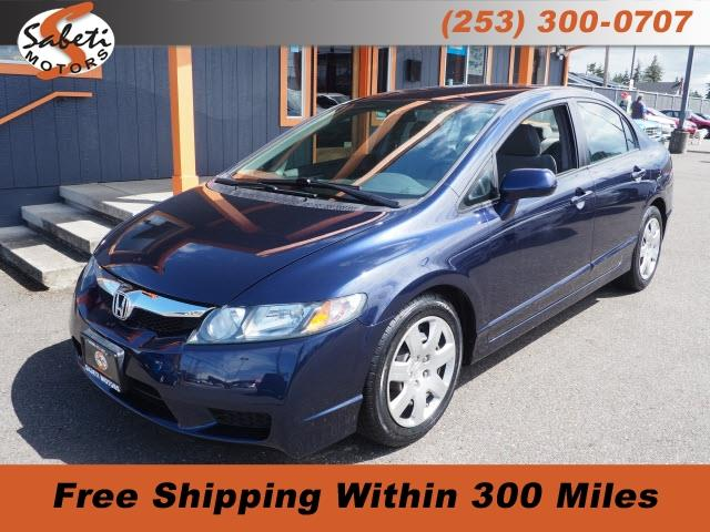 2010 Honda Civic (CC-1352367) for sale in Tacoma, Washington