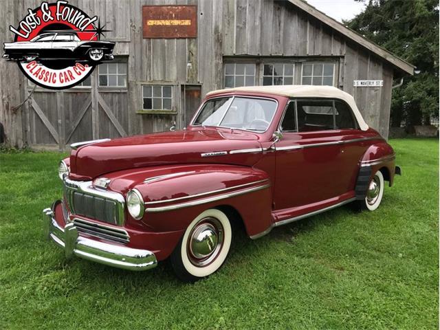 1948 Mercury Eight