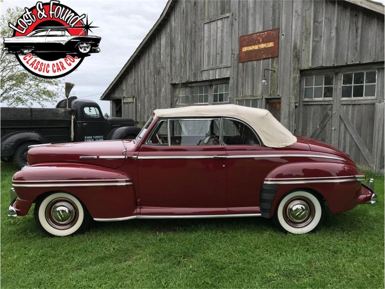 1948 Mercury Eight (CC-1352369) for sale in Mount Vernon, Washington