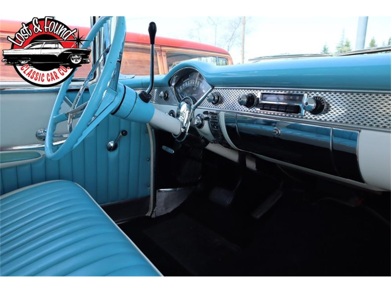 1955 Chevrolet Nomad (CC-1352373) for sale in Mount Vernon, Washington
