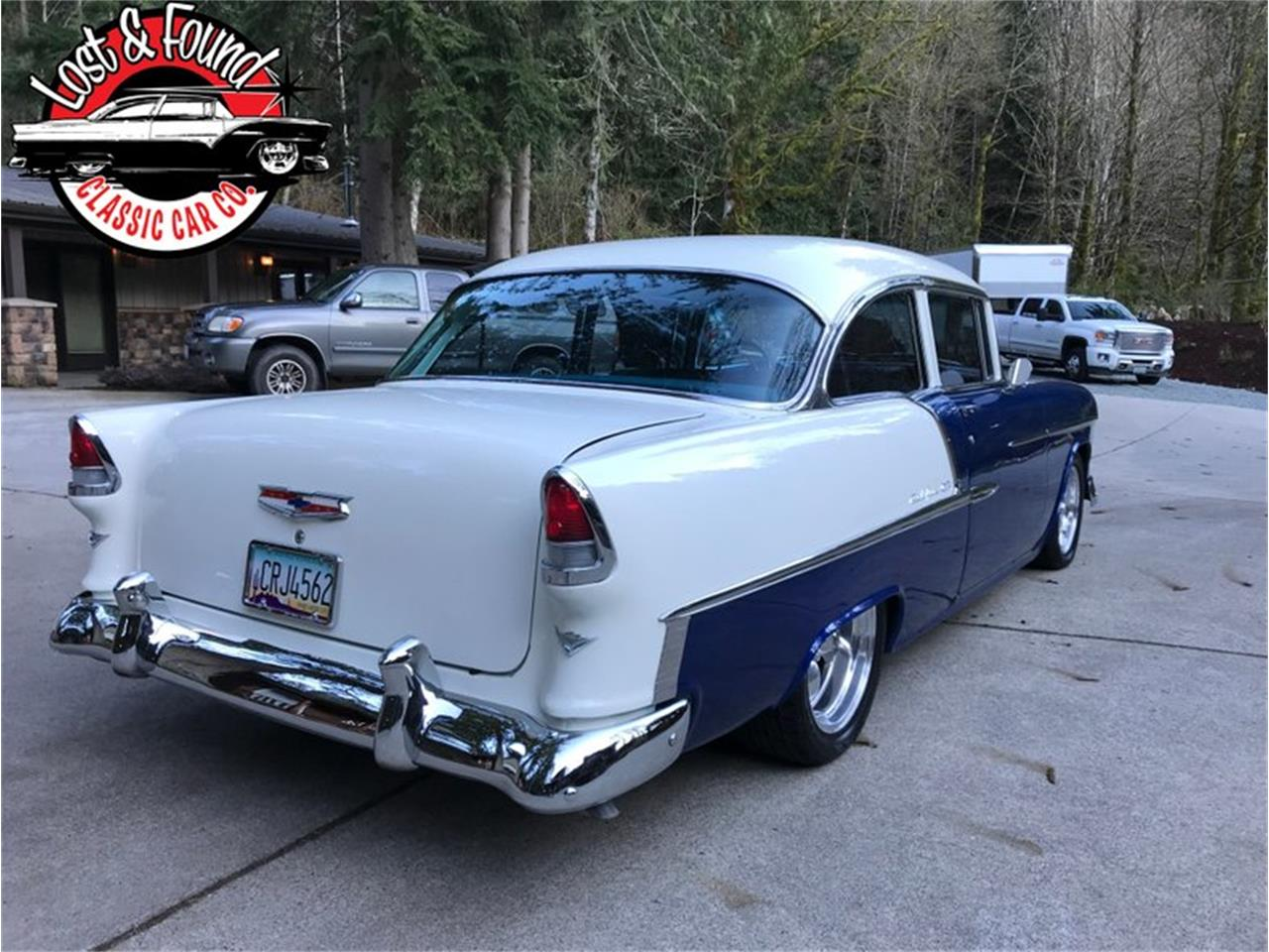 1955 Chevrolet Bel Air (CC-1352376) for sale in Mount Vernon, Washington