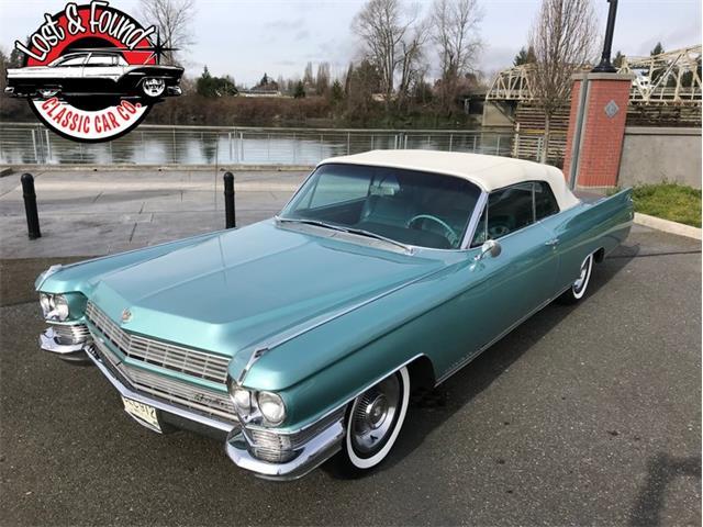 1964 Cadillac Eldorado (CC-1352378) for sale in Mount Vernon, Washington