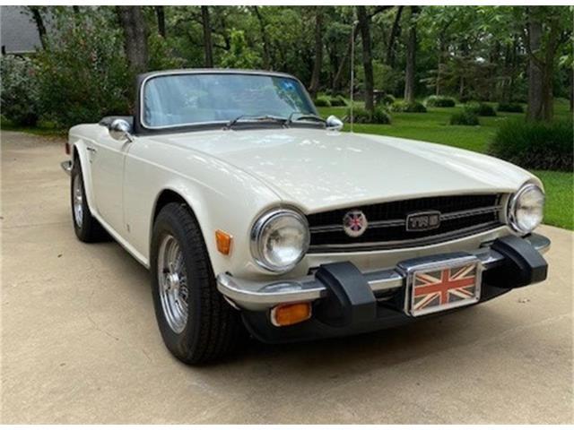 1976 Triumph TR6 (CC-1352398) for sale in Joshua, Texas
