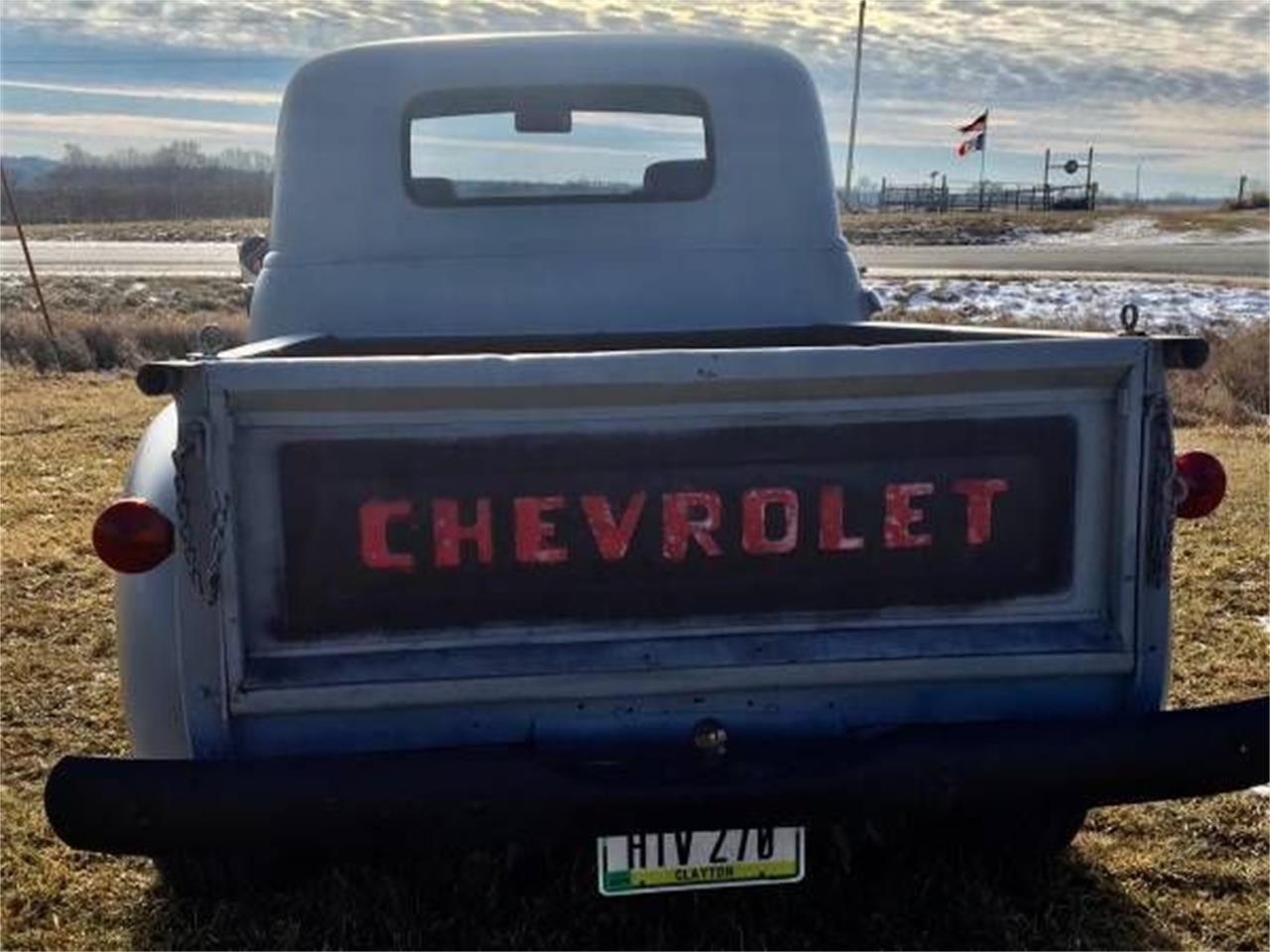 1954 Chevrolet Pickup (CC-1350024) for sale in Cadillac, Michigan