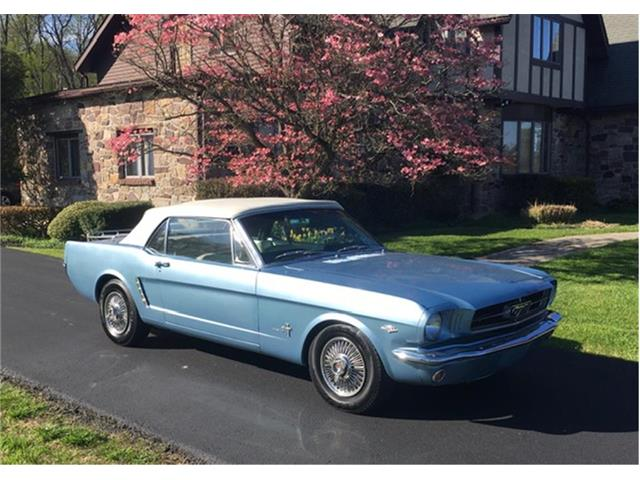 1965 Ford Mustang (CC-1352408) for sale in Mount Bethel, Pennsylvania