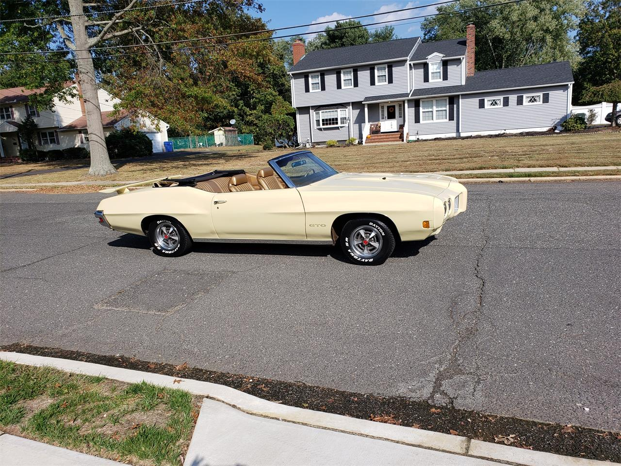1970 Pontiac GTO (CC-1352413) for sale in Howell, New Jersey