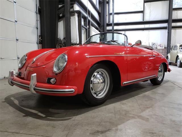 1956 Porsche 356 (CC-1352427) for sale in TACOMA, Washington