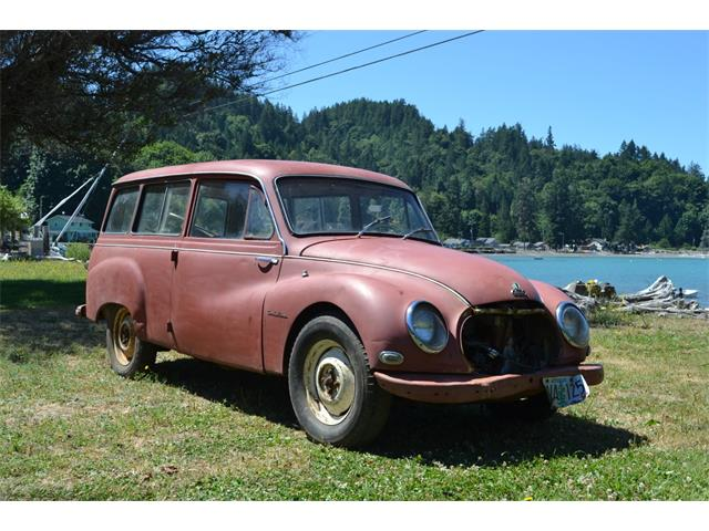 1959 Auto Union Coupe (CC-1352428) for sale in TACOMA, Washington