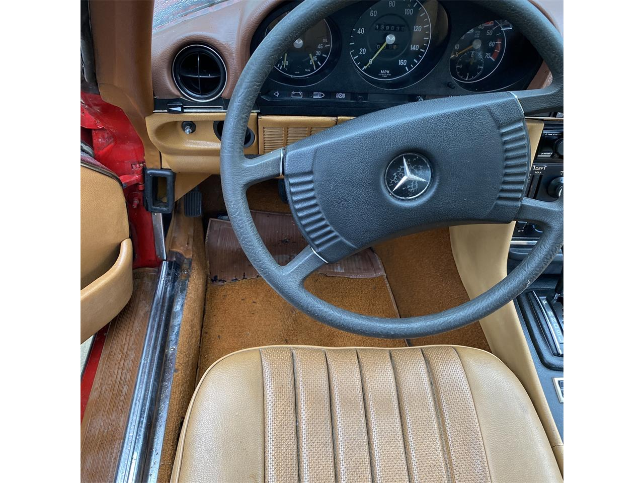 1975 Mercedes-Benz 450SL (CC-1352439) for sale in Raleigh, North Carolina