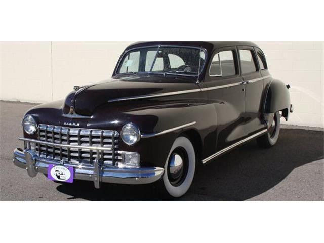1948 Dodge Custom (CC-1352456) for sale in TACOMA, Washington