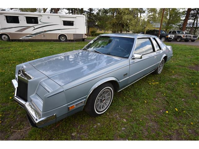 1981 Chrysler Imperial (CC-1352469) for sale in TACOMA, Washington
