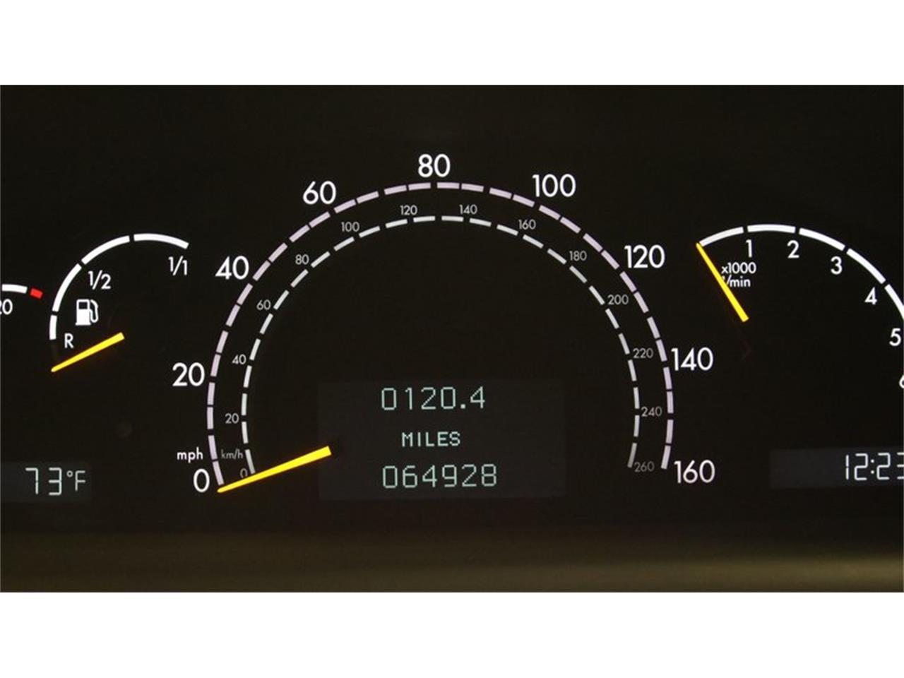 2004 Mercedes-Benz CL600 (CC-1352485) for sale in Lithia Springs, Georgia