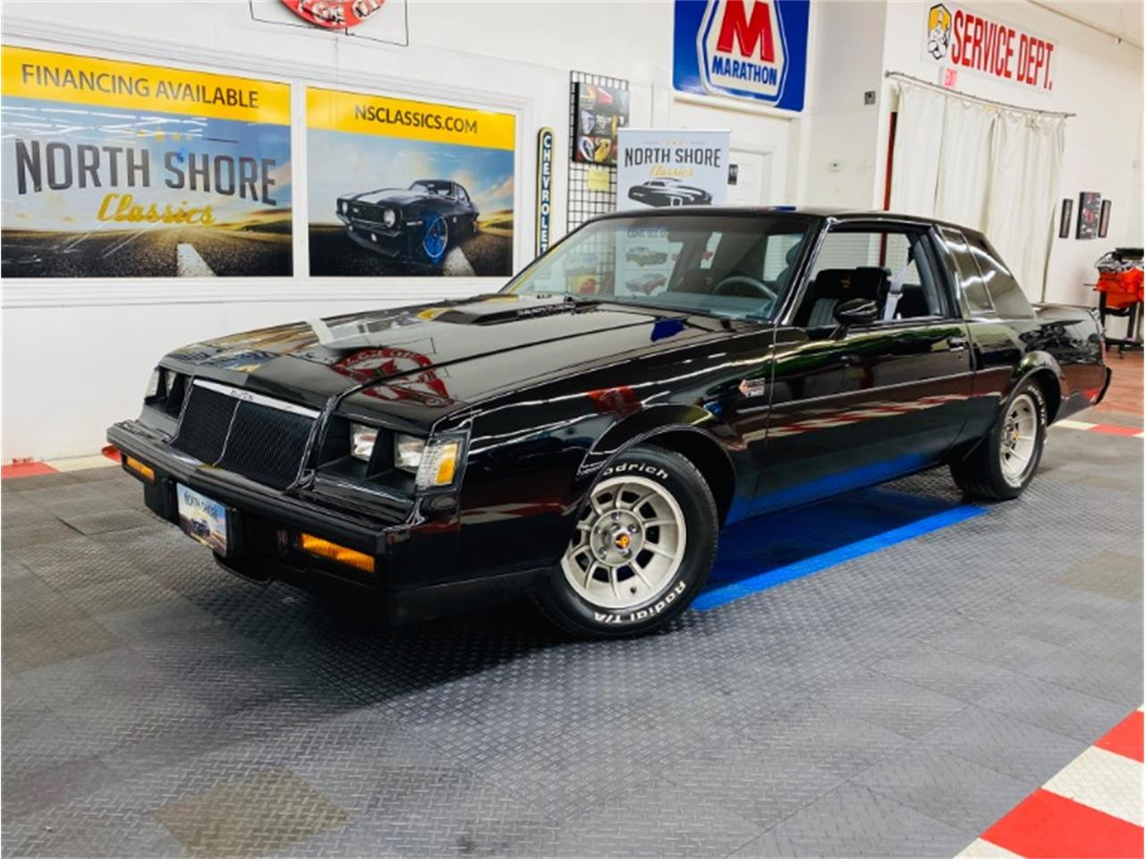 1986 Buick Grand National (CC-1350249) for sale in Mundelein, Illinois