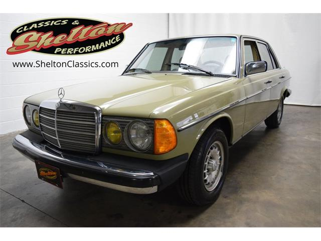 1983 Mercedes-Benz 300D (CC-1352499) for sale in Mooresville, North Carolina