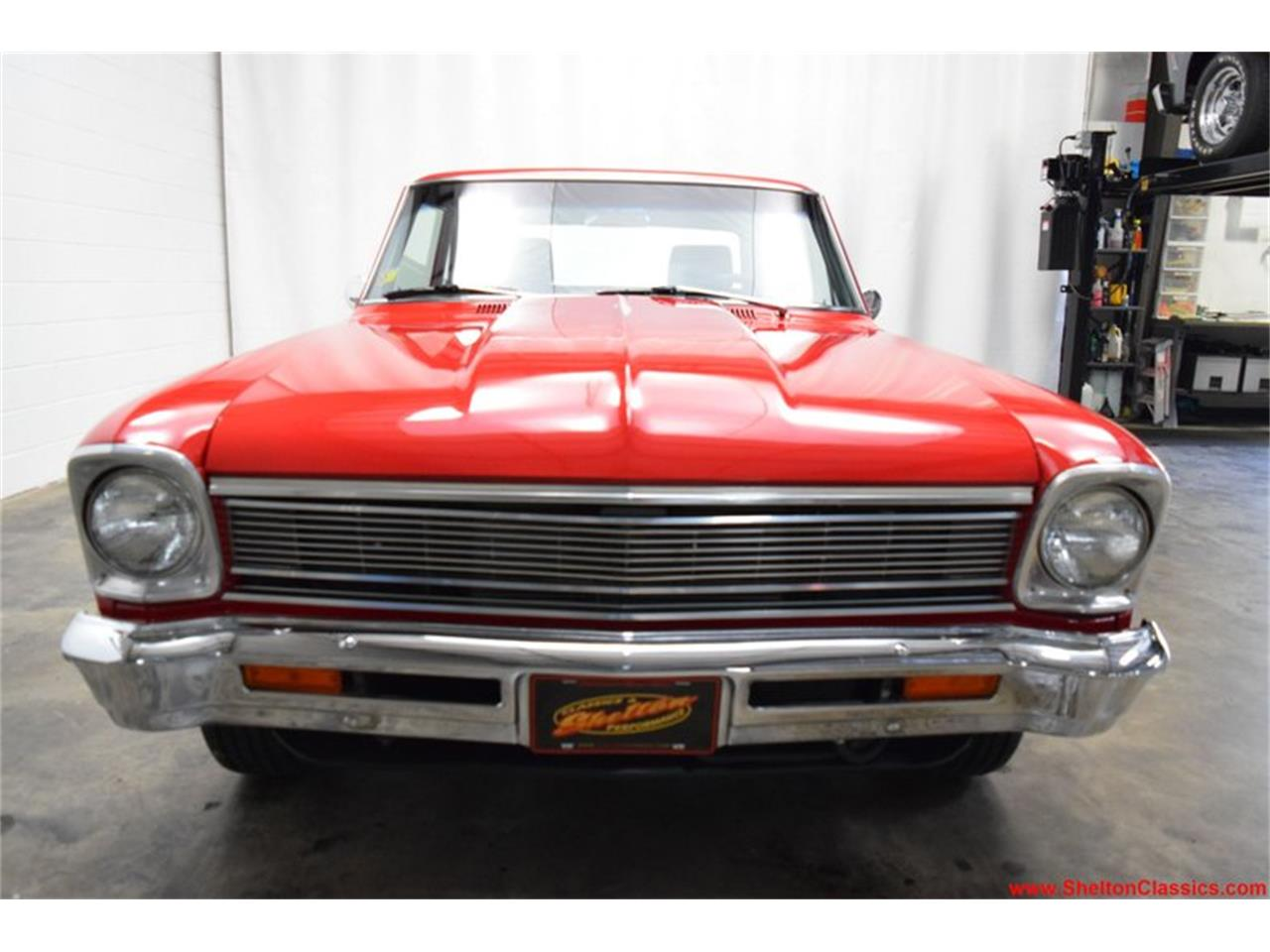 1966 Chevrolet Chevy II (CC-1352500) for sale in Mooresville, North Carolina