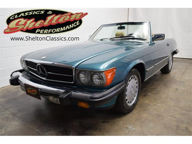 1988 Mercedes-Benz 560SL (CC-1352501) for sale in Mooresville, North Carolina