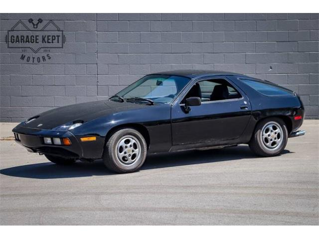 1981 Porsche 928 (CC-1352502) for sale in Grand Rapids, Michigan