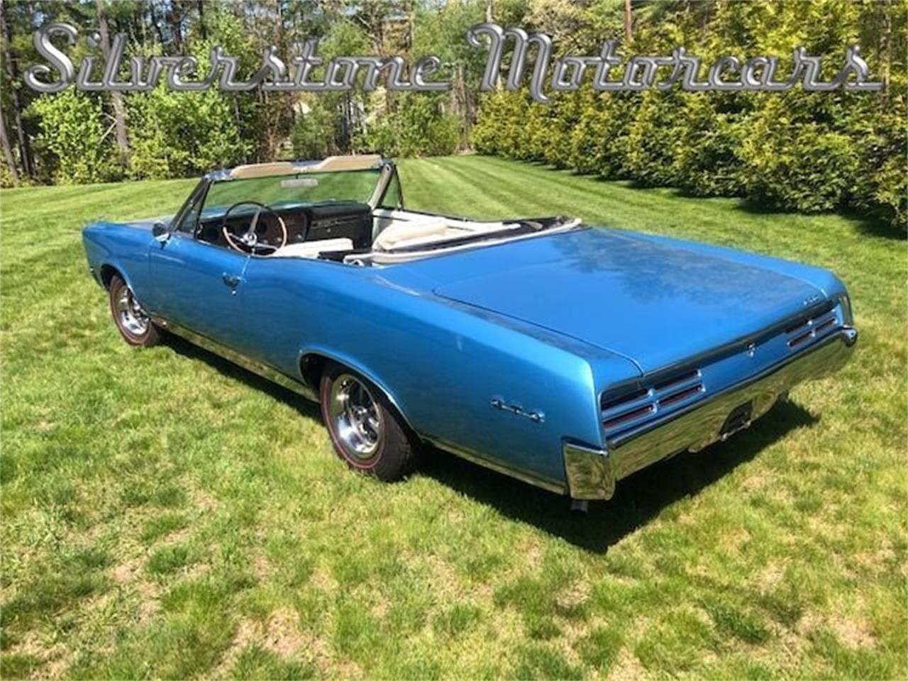 1967 Pontiac GTO (CC-1352508) for sale in North Andover, Massachusetts