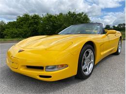 2002 Chevrolet Corvette (CC-1352525) for sale in Lenoir City, Tennessee