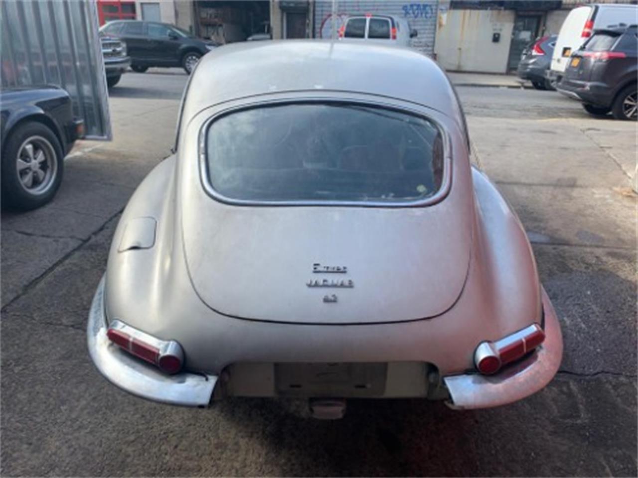 1968 Jaguar XKE (CC-1352530) for sale in Astoria, New York