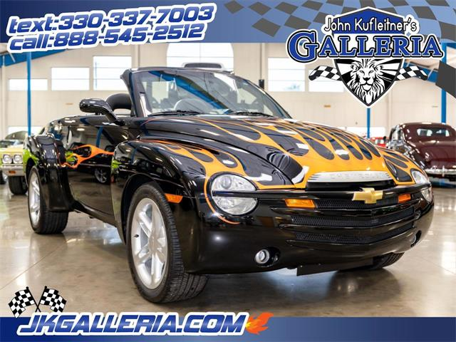 2003 Chevrolet SSR (CC-1352550) for sale in Salem, Ohio