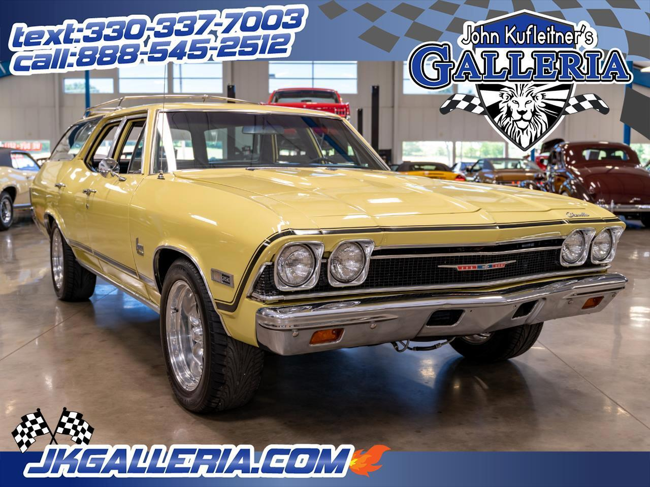 1968 Chevrolet Chevelle (CC-1352551) for sale in Salem, Ohio