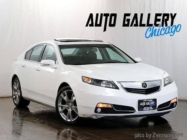 2012 Acura TL (CC-1352557) for sale in Addison, Illinois
